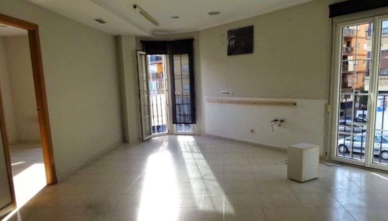 Living room of an apartment for sale in Dénia - Casas Singulares