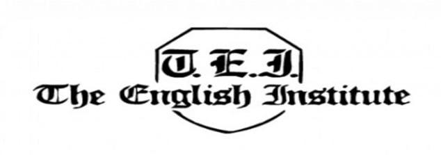 Imatge: Logotip de The English Institute