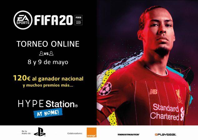 Image: Online tournament May 8 and 9 - Portal de la Marina