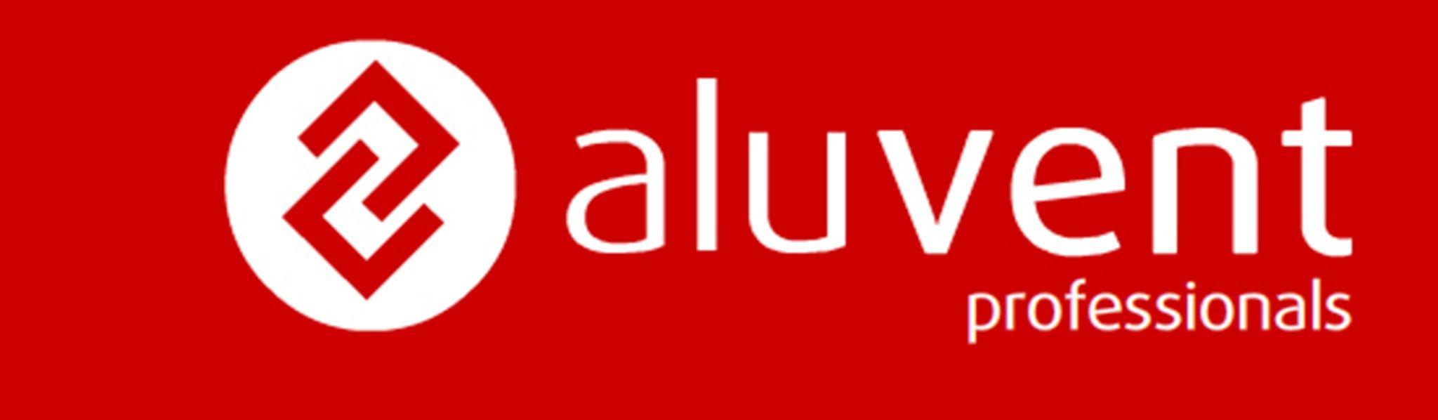 Logotipo de Aluvent