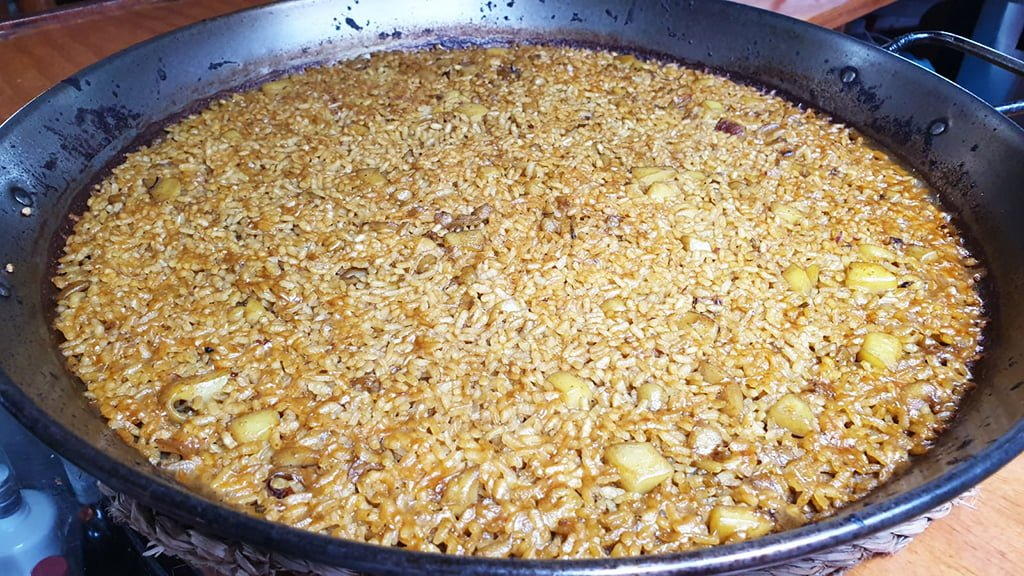 Arroces en Dénia – Restaurante Mena