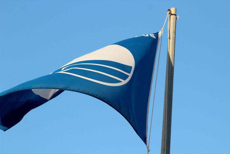 Bandera azul de Punta el Raset