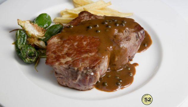 Imagen: Sabroso plato de carne - Sandunga 52