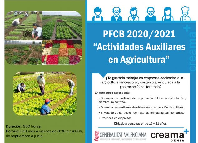 Image: Carte from the Creama Agriculture course