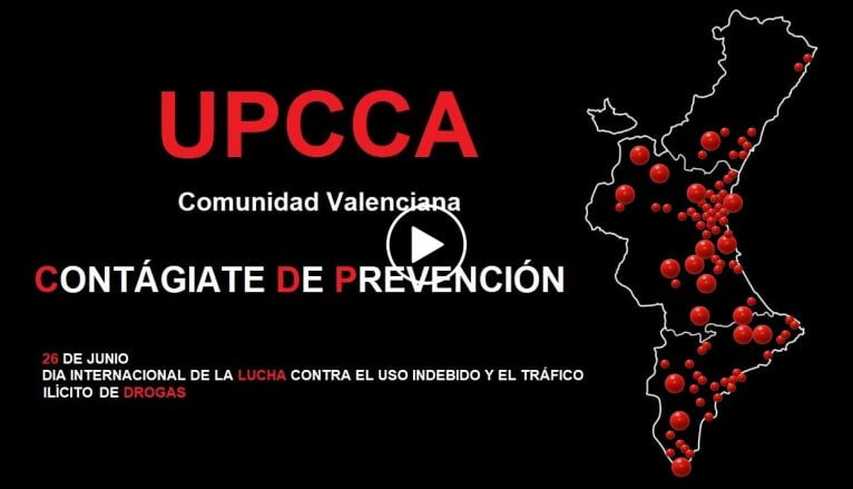 UPCCA play campaign poster