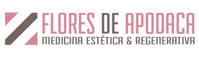 Imagen: Logotipo de Clínica Doctora Flores de Apodaca