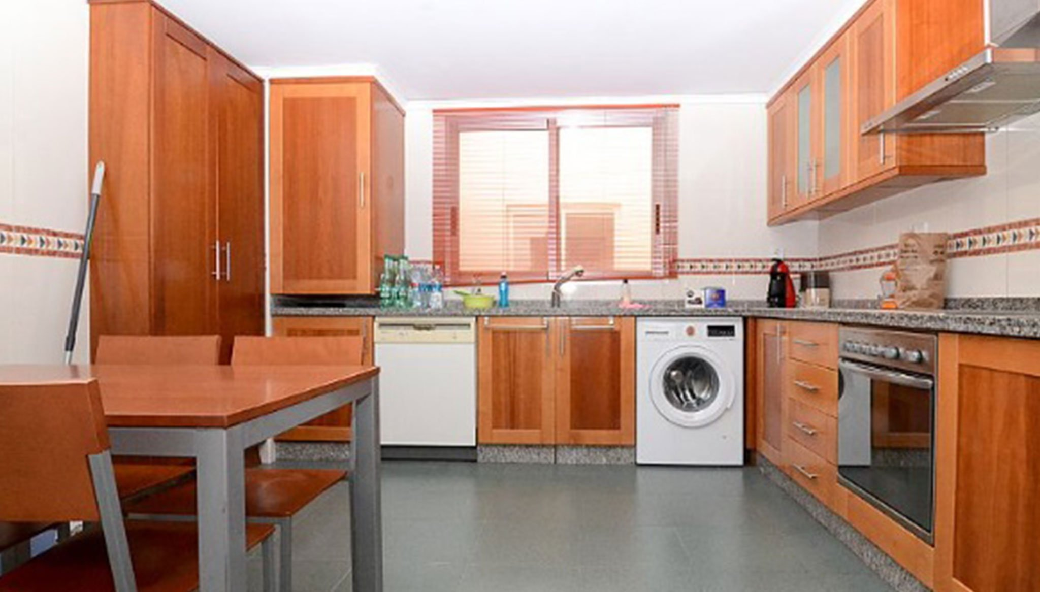 Kitchen of a penthouse for sale in Dénia - Euroholding