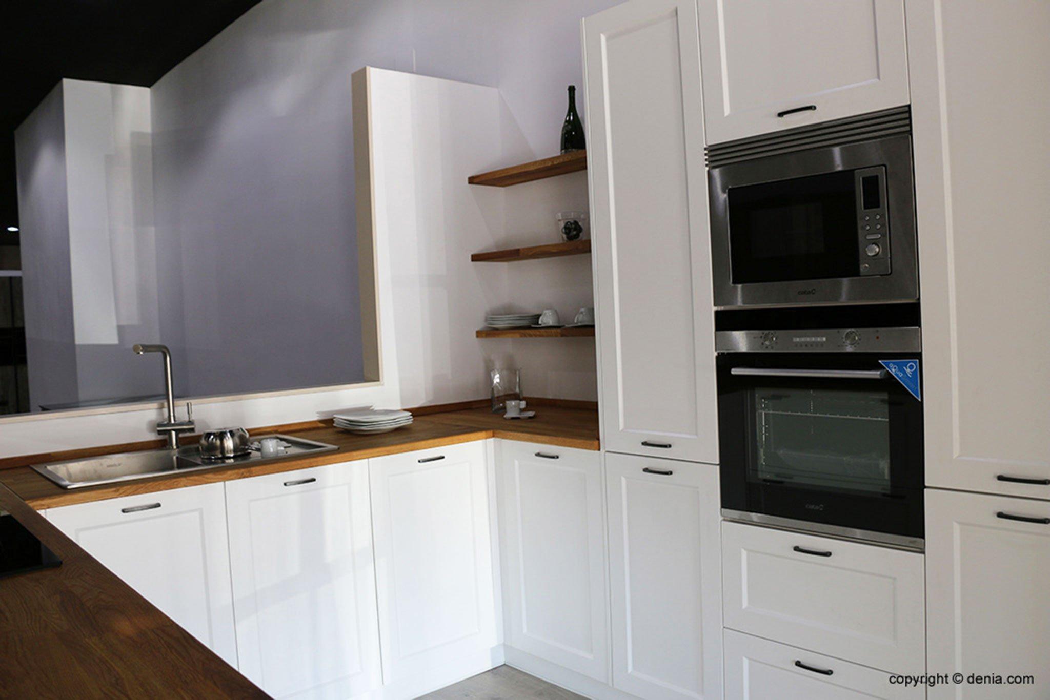 Cocina con electrodomésticos – Cocina Fácil