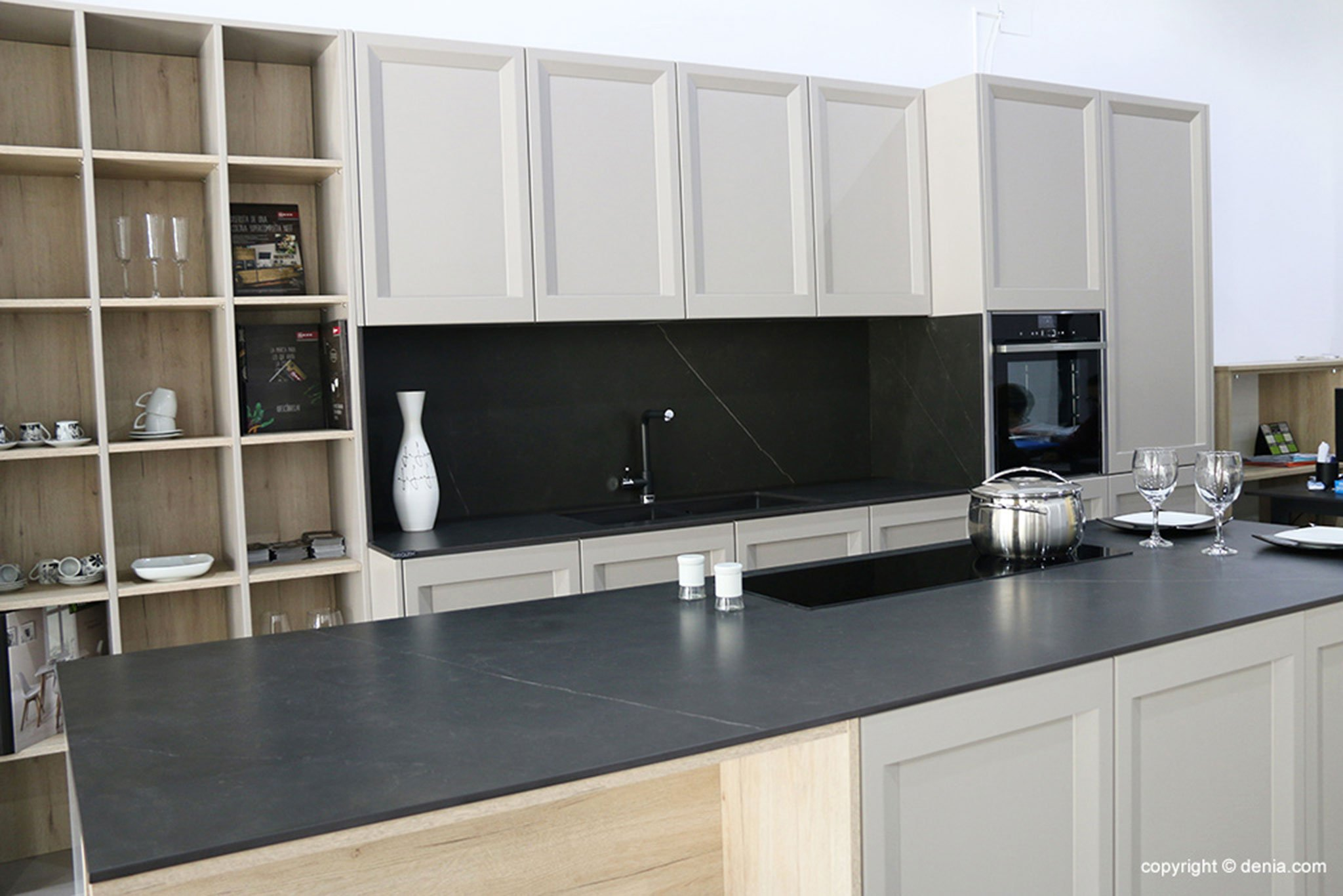 Lacquered kitchen - Easy Kitchen