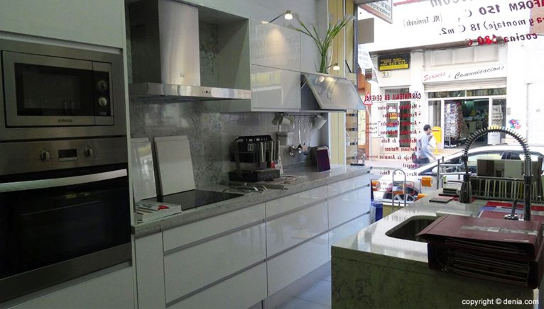 Kitchens in Dénia - Hermanos Caminos