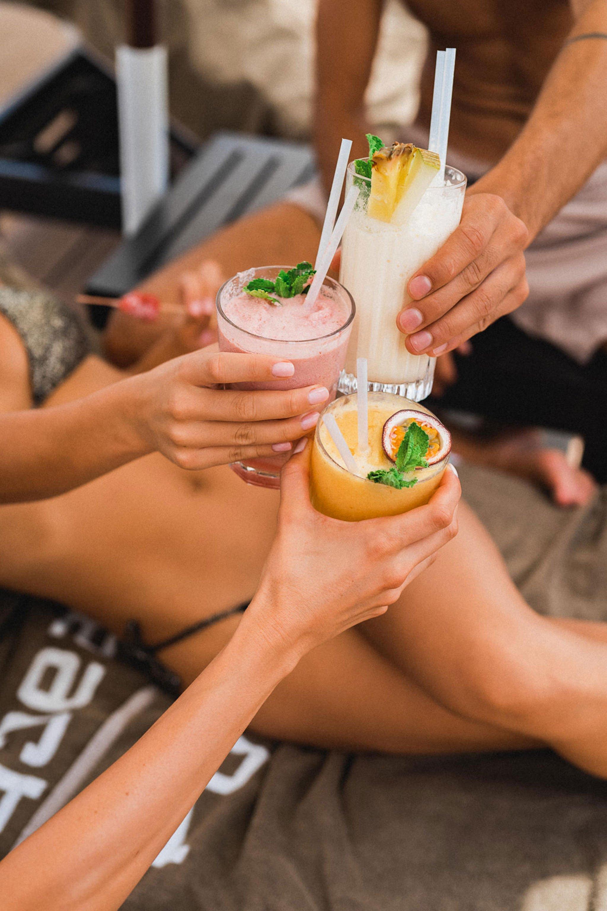 Cocktails - Purobeach Dénia