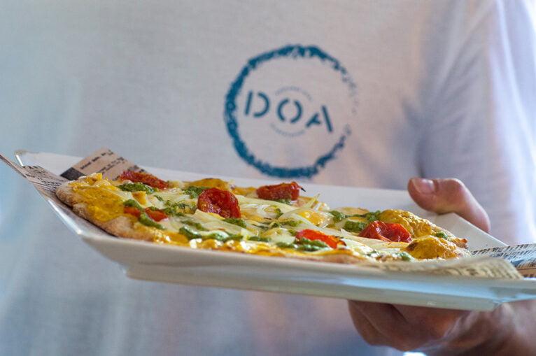 Comida sana en Dénia - DOA