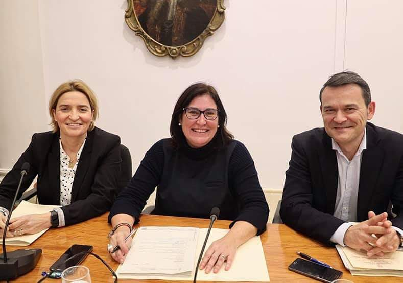 Councilors of the Popular Party of Dénia