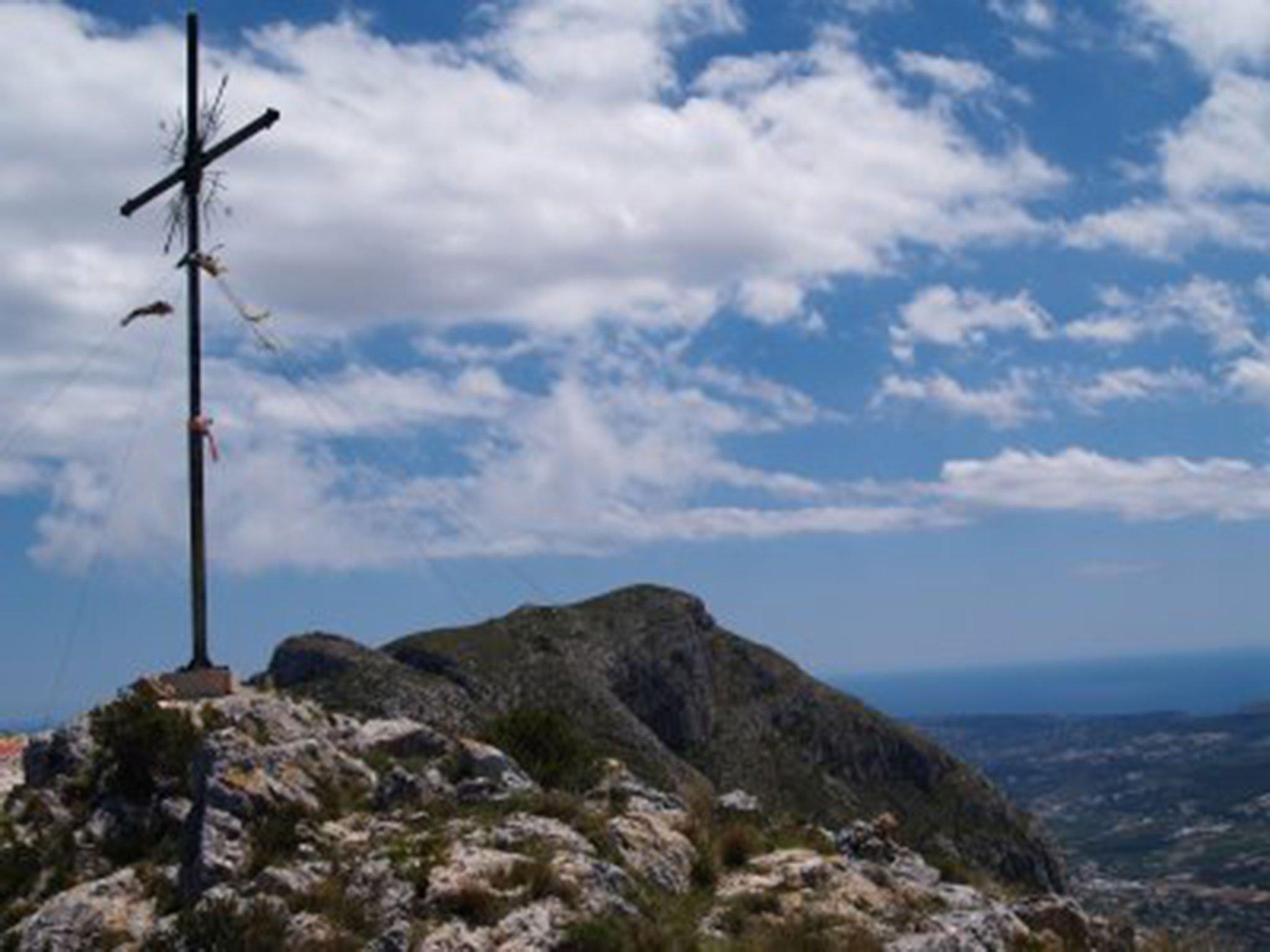 Imagen de archivo de la Creueta del Montgó