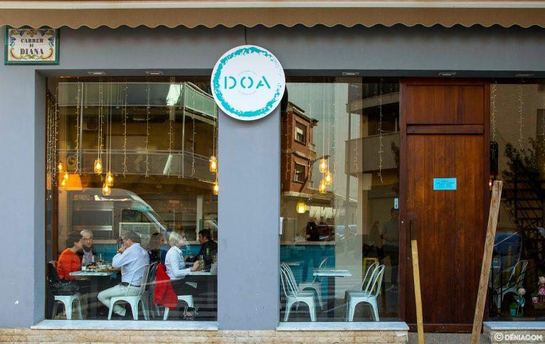 Comida para llevar Dénia - DOA