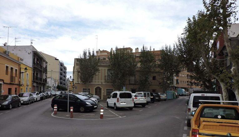 Current status of Valgamedios square