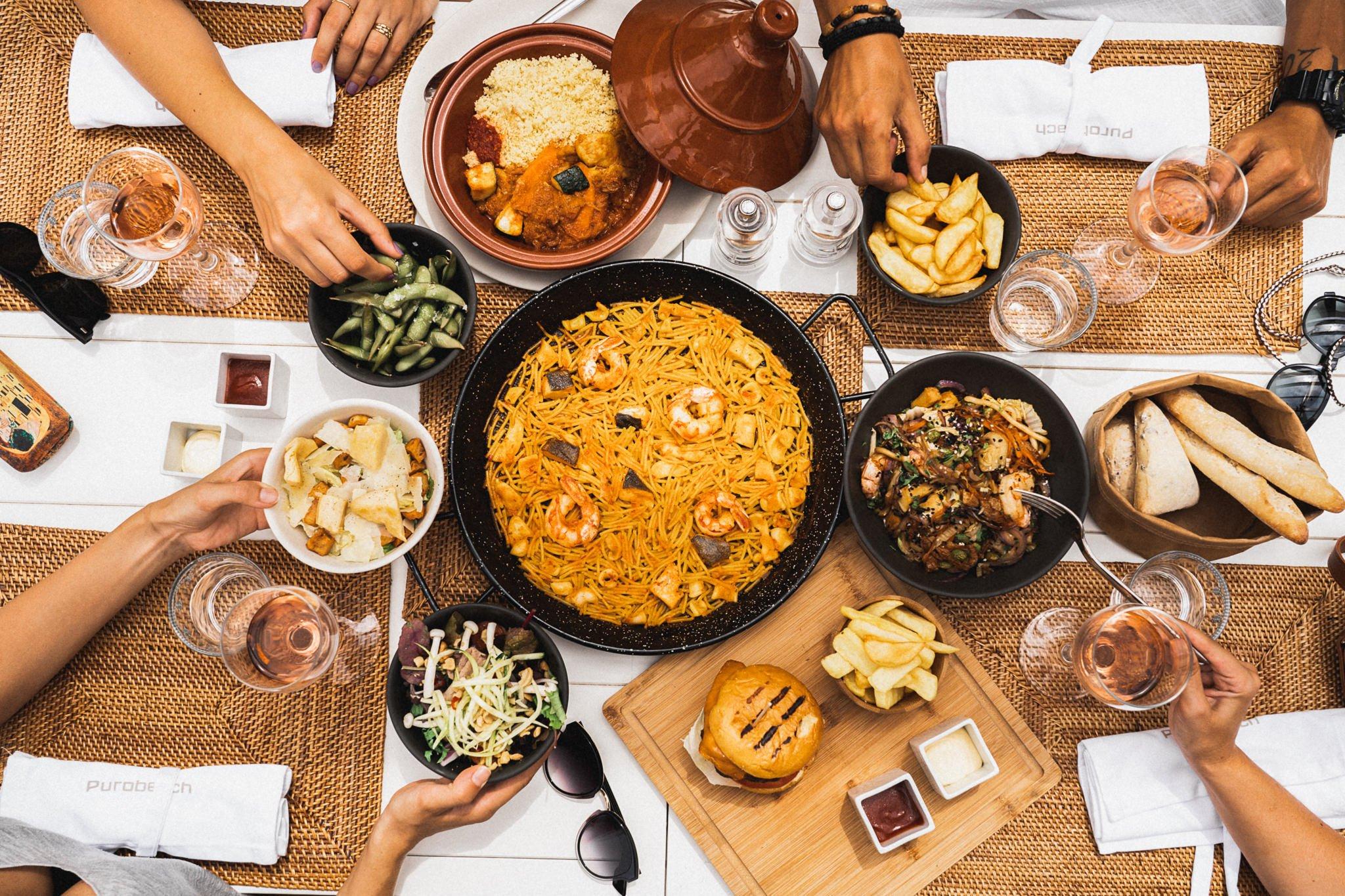 Gastronomic experience - Purobeach Dénia