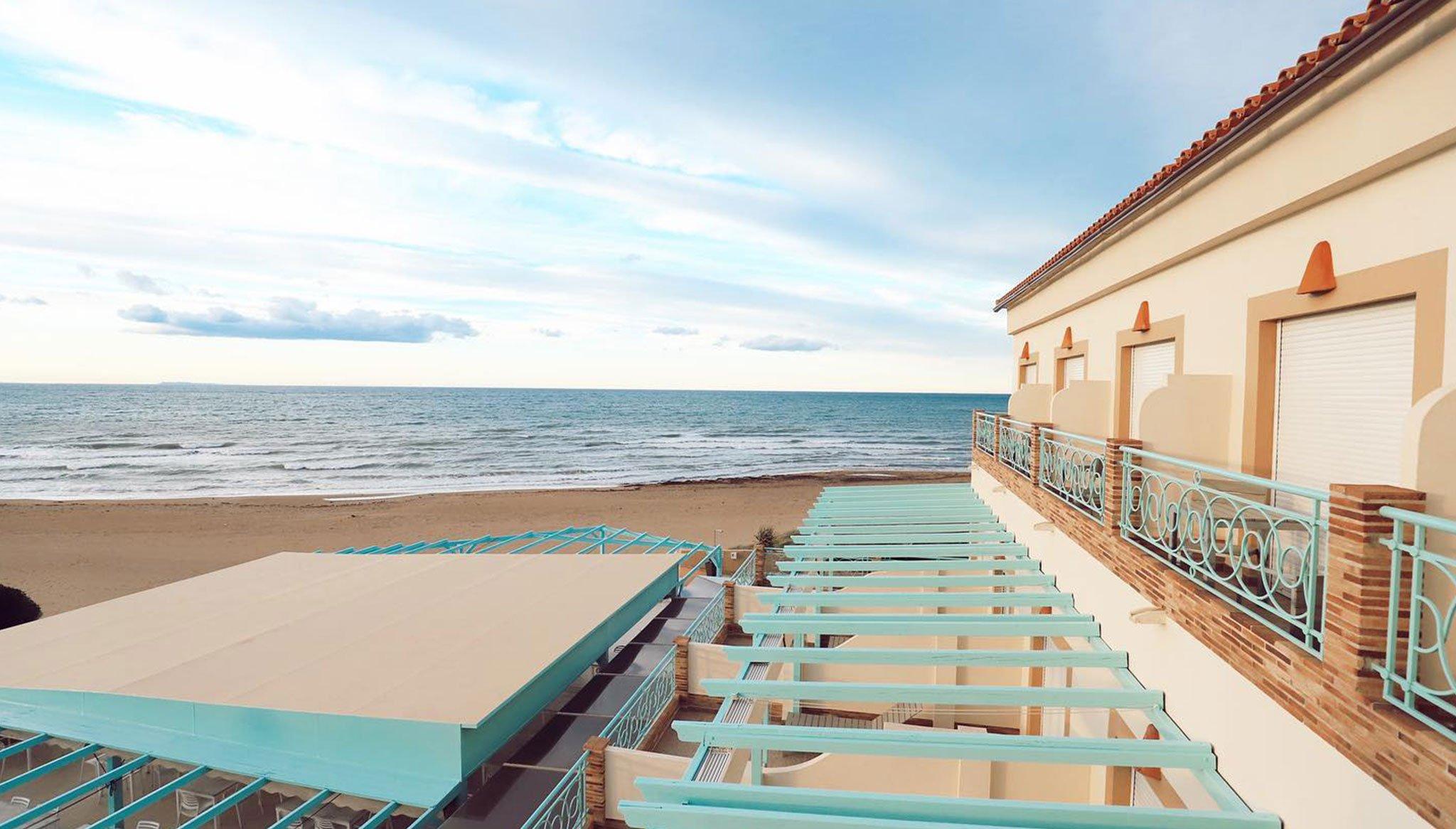 Exterior y vistas de Noguera Mar Hotel