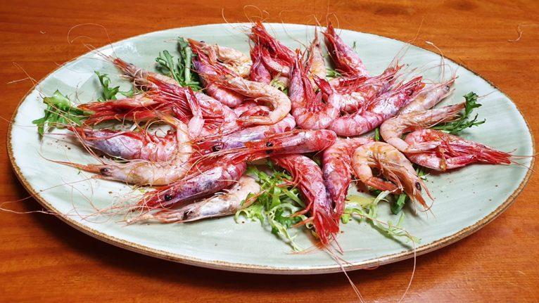 Dénia red shrimp - Mena Restaurant