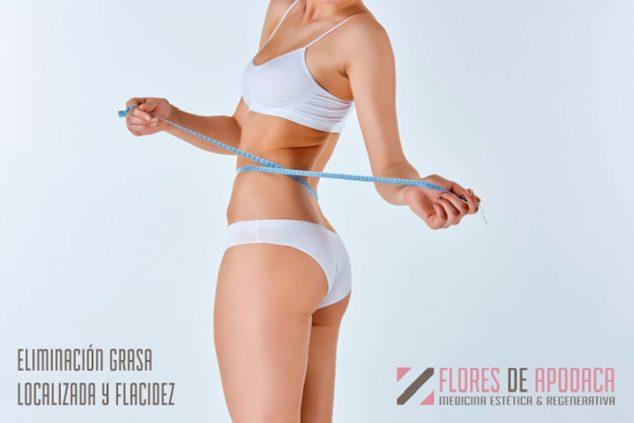 Image: Elimination of localized fat - Clínica Doctora Flores de Apocada