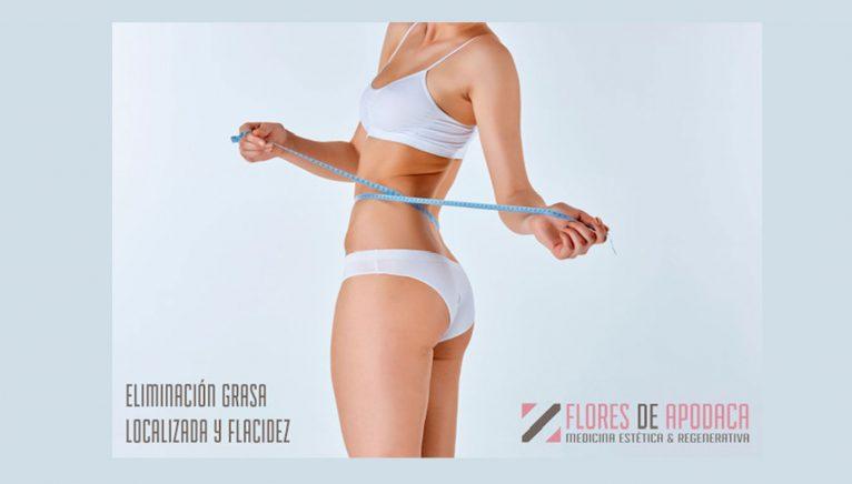 Elimina la grasa localizada - Clínica Doctora Flores de Apocada