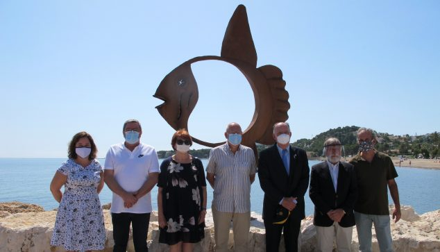 Image: Inauguration of the Moonfish by Toni Marí