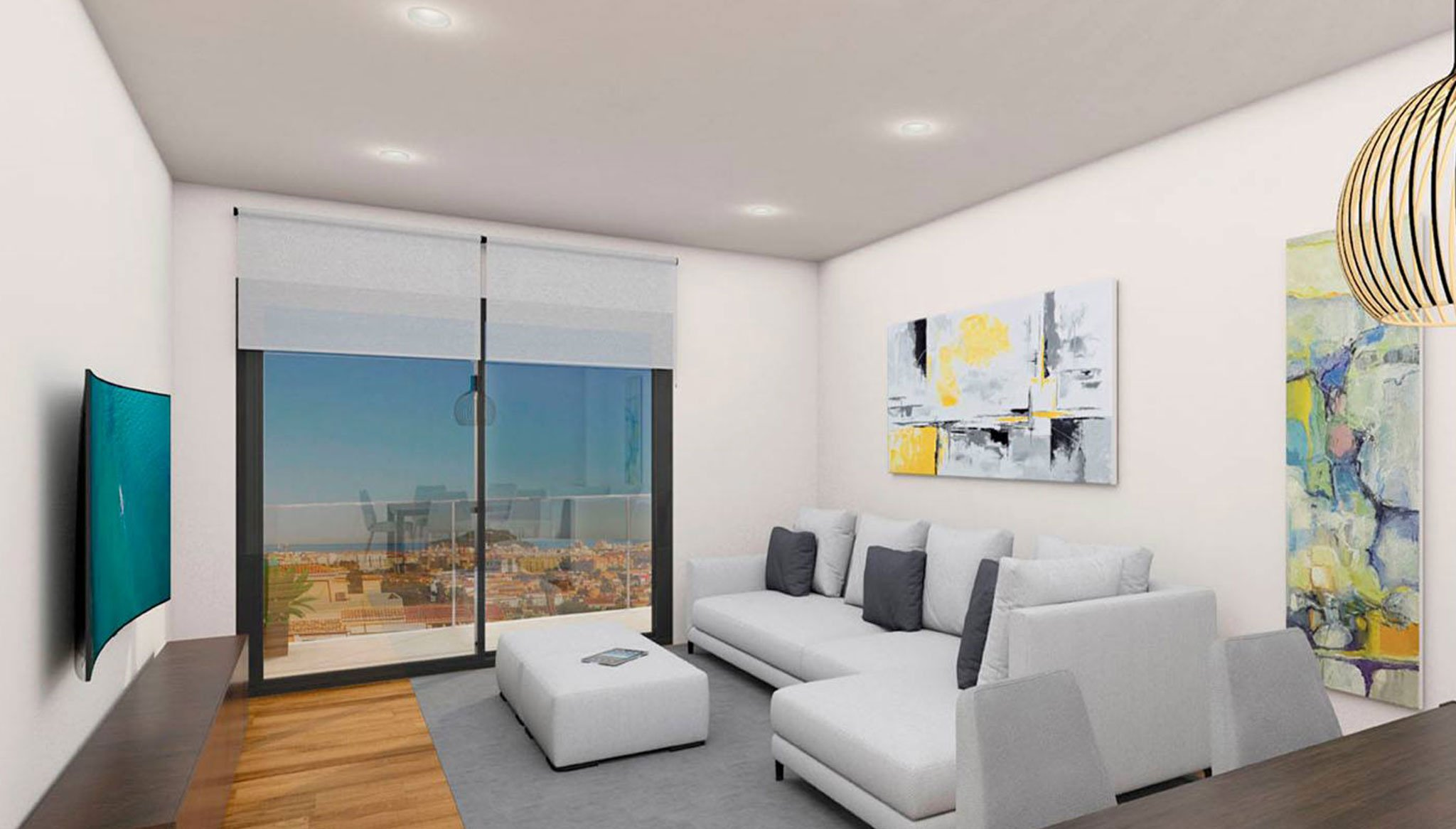 Interior of apartments for sale - Fine & Country Costa Blanca North