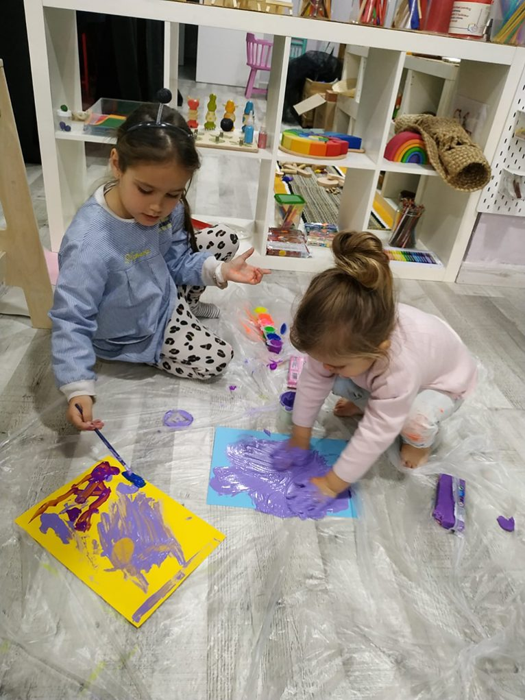 Juegos para niños en Dénia - Escolanova