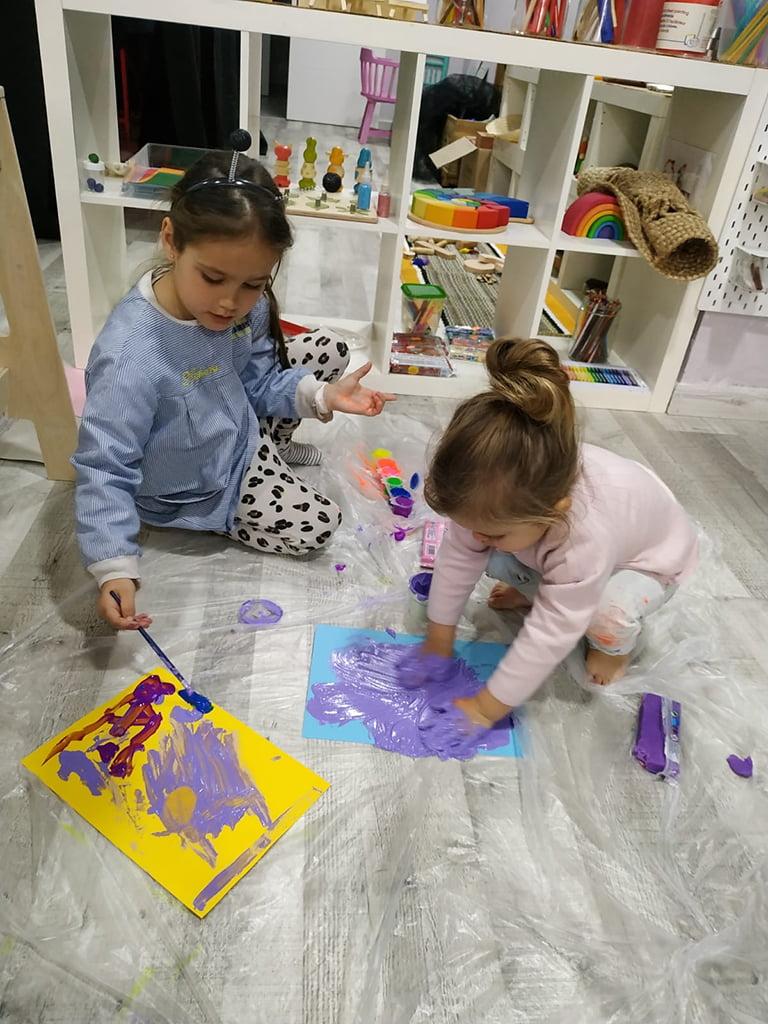 Juegos para niños en Dénia – Escolanova