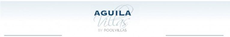 Aguila Rent a Villa logo