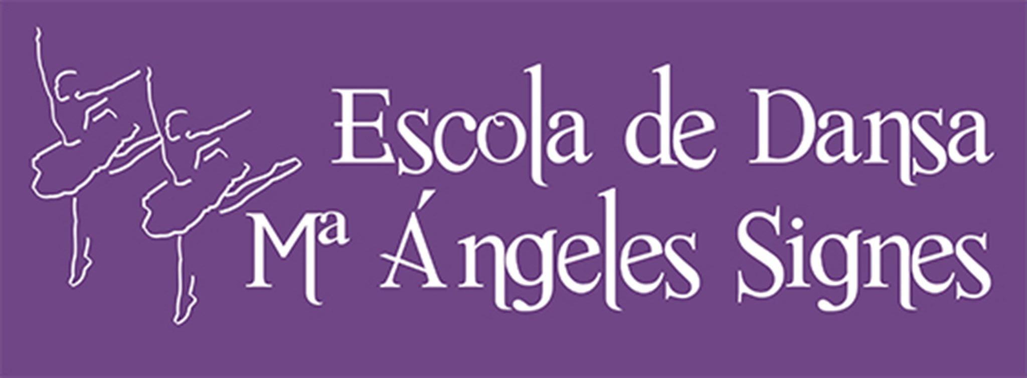 Logotipo de Escola de Dansa Mª Ángeles Signes