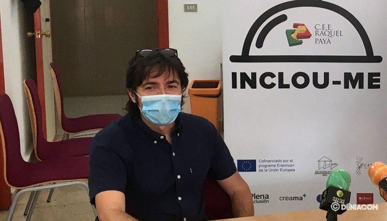 Miquel Ivars, director of the CEE Raquel Payá