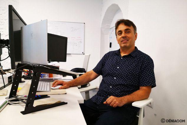 Imagen: El empresario Nacho Muñoz aporta sus ideas para la diversificación económica de la Marina Alta