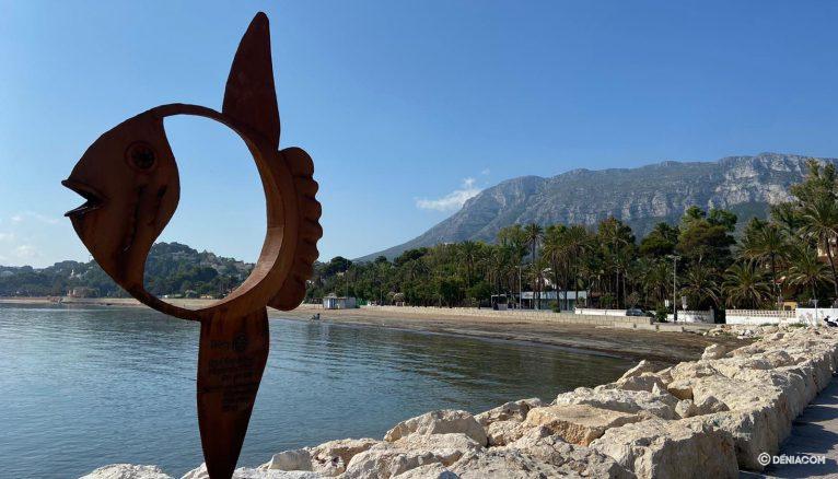 Nueva escultura de Toni Marí