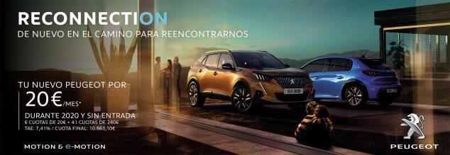 Imagen: Tu nuevo Peugeot con condiciones especiales - Peumóvil