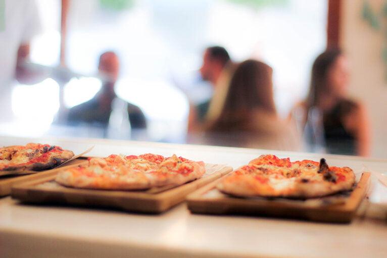 Pizzas a domicilio en Dénia - DOA