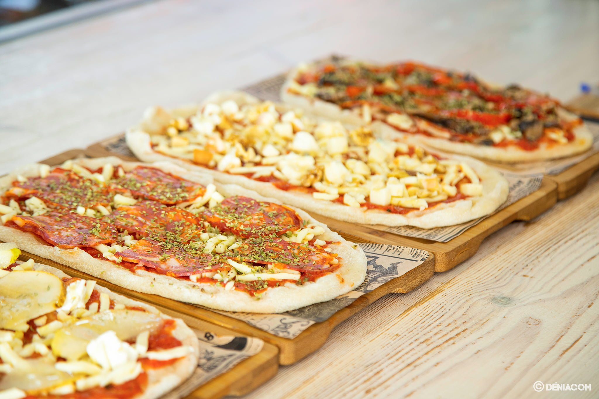 Pizzas artesanales en Dénia – DOA