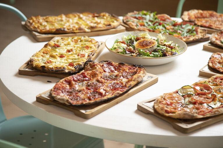 Pizzas caseras en Dénia - DOA
