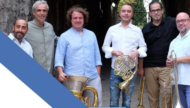 Spanish Brass & Carles Dénia cover