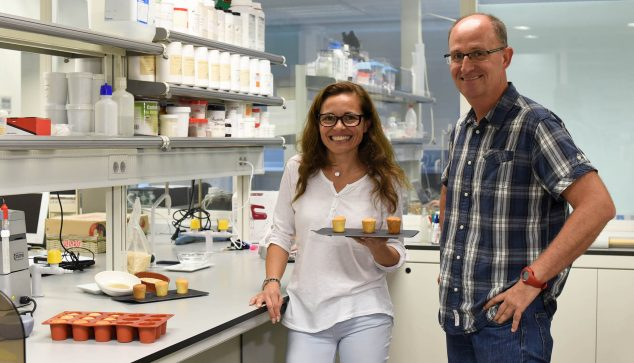 Image: Puri García Segovia and Xavier Martínez