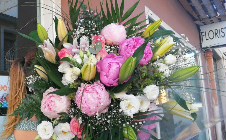 Ramo de flores - Floristería Mandarina