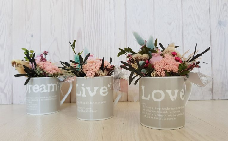 Preserved flowers - Weddings and Flowers