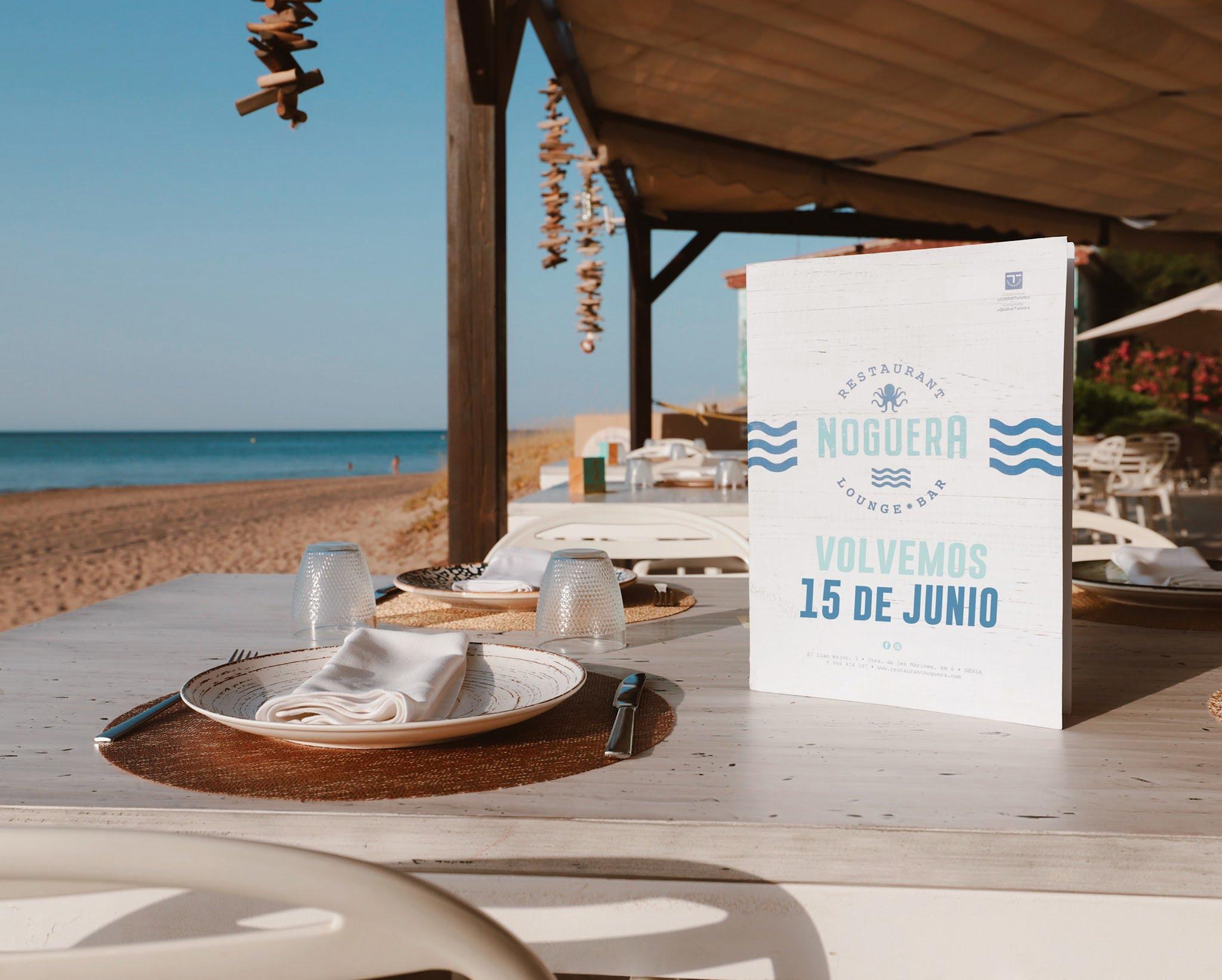 Apertura Restaurant Noguera