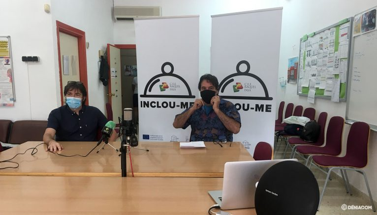 Rueda de prensa conjunta del CEE Raquel Payá y Grupo Federico