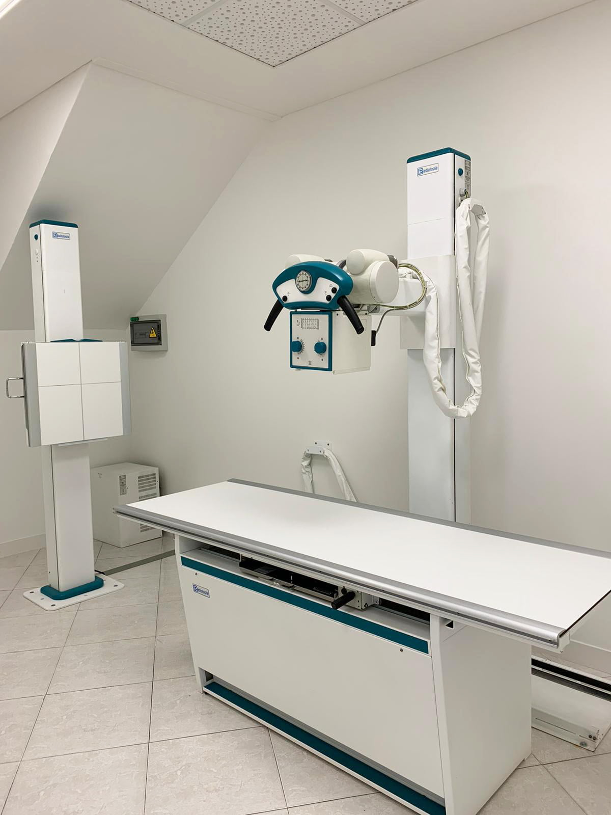 Glorieta Polyclinic Rooms