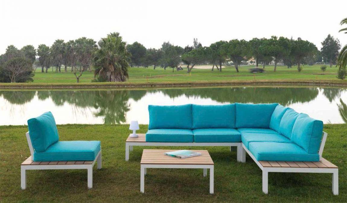 Outdoor sofa - Muebles Martínez