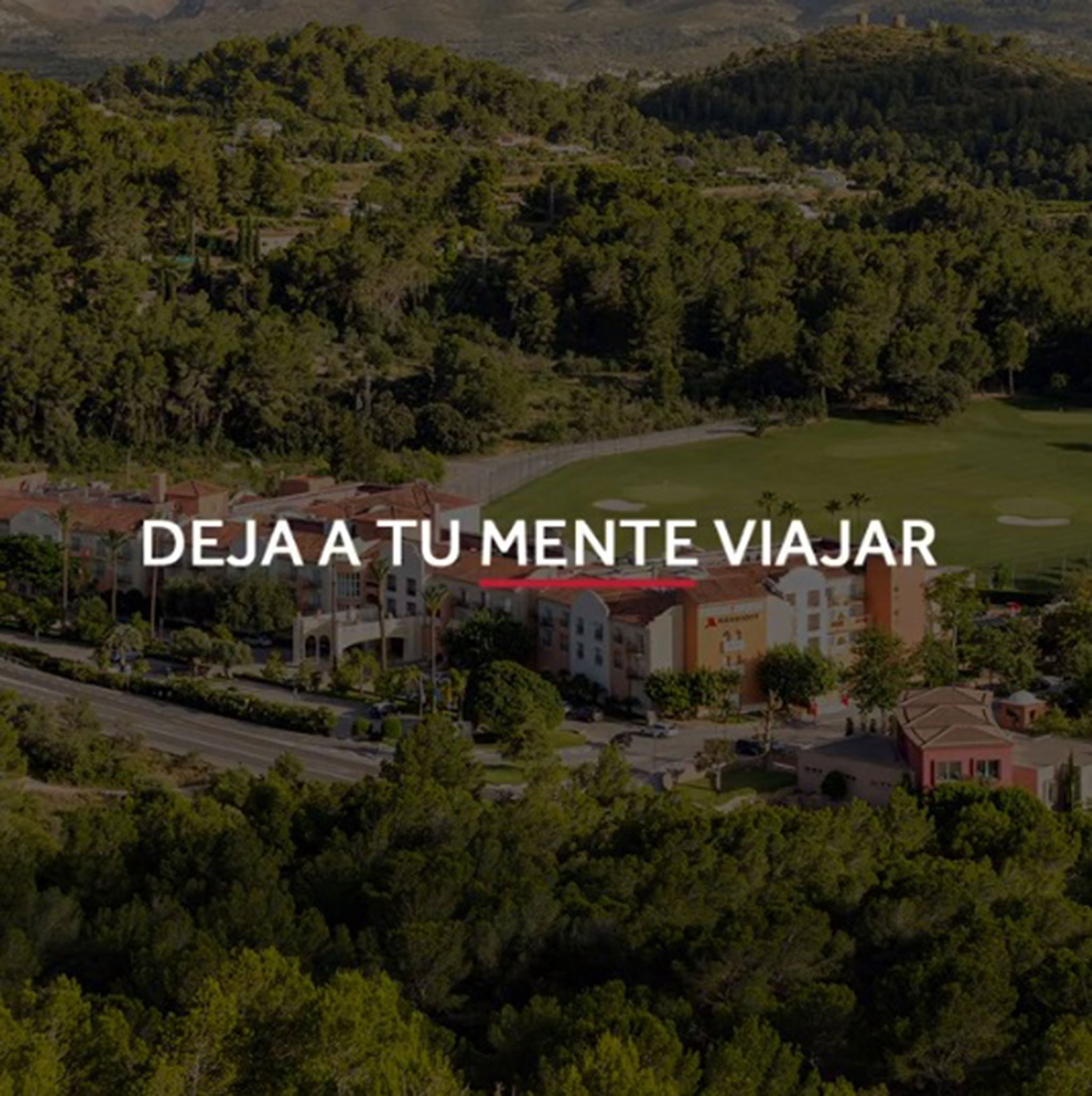 Image of Hotel Dénia Marriott La Sella Golf Resort & Spa on their social networks.