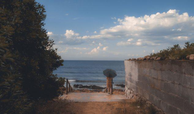 Imagen: 1er Premi Artística Más allá del mar