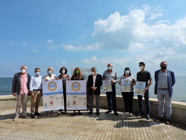 Imagen: Adhesión de Dénia a la red de 'Playas sin humo'