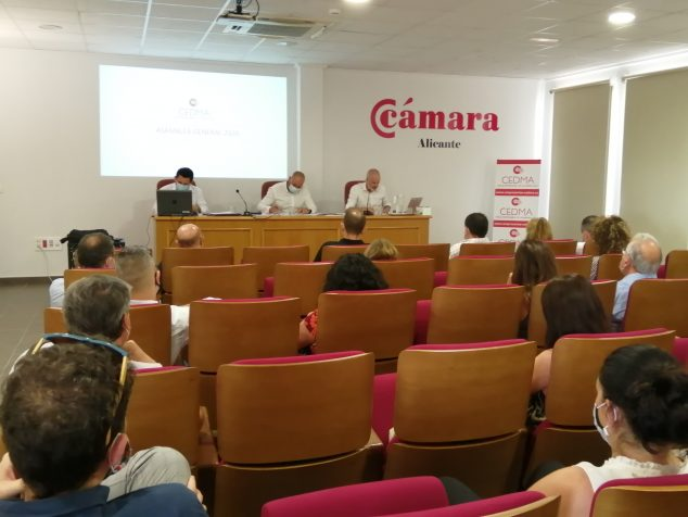 Imagen: Asamblea de CEDMA